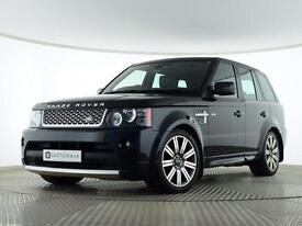 2012 Land Rover Range Rover Sport 5.0 V8 Supercharged Autobiography Sport