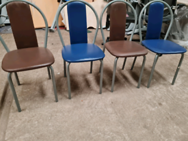 Commercial cafe /bar chairs