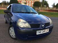 Renault Clio 1.2 Authentique 80k FSH IDEAL FIRST TIME CAR