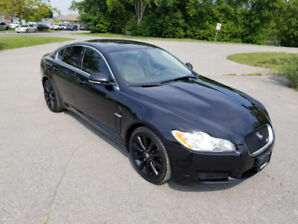 2011 JAGUAR XF PREMIUM *** LOW KM with ONLY 66,000 KM *** $16995