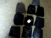 TONS OF CLOTHING ALL FOR 50$