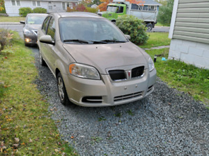 2010 Pontiac Wave! LOW KMS! NO ISSUES