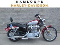 2004 Harley-Davidson XL883C-Sportster 883 Custom