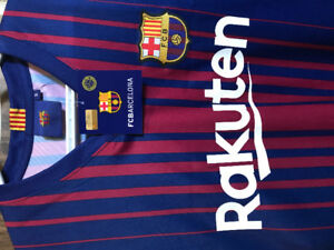 FCB Official Messi Jersey - Brand New from Barcelona