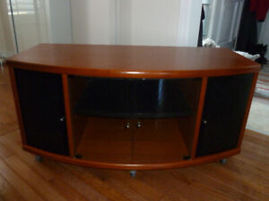 T.V. Entertainment Cabinet