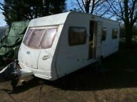 Lunar Solaris Series 1 2006 4 Berth Caravan For Sale