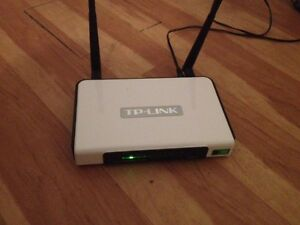 Tp Linkedin wireless router