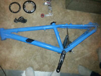 GIANT STP, SPECIALIZED P1 FRAMES AND OTHER PARTS