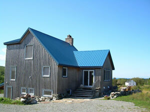 Beautiful Eco Timber Frame/Post & Beam Home/B&B  for Sale in NS