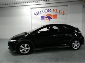 2009 HONDA CIVIC I-VTEC TYPE S HATCHBACK PETROL