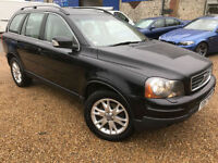 2007 '57' Volvo XC90 D5 SE AWD. 4x4. Diesel. RARE MANUAL. 7 Seater. Px Swap