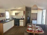 BRAND NEW GREAT VALUE CARAVAN. CHURCH POINT. NORTHUMBERLAND.