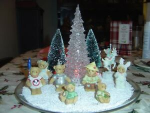 cherished teddie s decoration