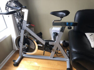Cardio Spin Bike Spinner with Computer treadmill spinning