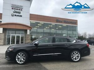 2017 Chevrolet Impala Premier  ACCIDENT FREE, PREMIER, LEATHER H