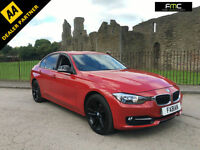 2012 62 BMW 320d Efficient Dynamics *Heated Seats FSH*