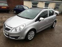 Vauxhall/Opel Corsa 1.4i 16v Auto Club 2007/57 With Only 58K & June 17 Mot