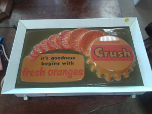 Orange Crush items