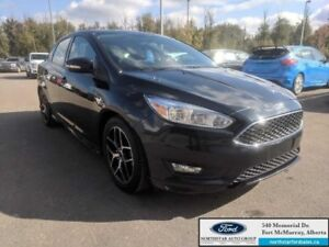 2015 Ford Focus SE|1.0L|SE EcoBoost Pkg|Power Moonroof