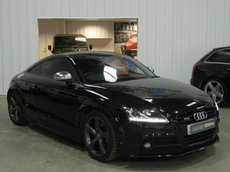 2012 audi tts tfsi quattro s line black edition coupe petrol in banbury oxfordshire gumtree. Black Bedroom Furniture Sets. Home Design Ideas