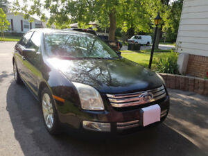 Fully Loaded 2008 Ford Fusion SEL AWD