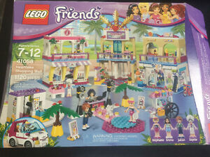 Lego Friends Heartlake Shopping Mall-Retired Product (Set 41058)