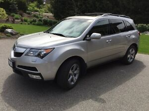 2012 Acura MDX Technology SUV, Crossover