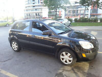 2006 Kia Rio 5 Hatchback CERT + E-TESTED LOW KMS!!!