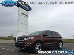 2015 Ford Edge Titanium  Employee Price!