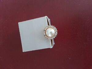 Pearl Ring  - size 9