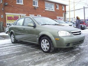 Chevrolet Optra 4dr Sdn LS 2004