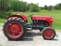1952 Ferguson Farm Tractor For Sale