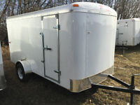 2015 TNT 6x12ft Enclosed Trailer $4499