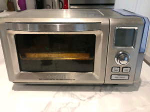 Cuisineart steam convection toaster oven
