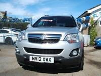 2012 Vauxhall/Opel Antara 2.2CDTi Exclusiv 5d **BANK HOLIDAY SPECIAL**