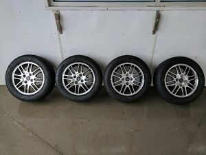 Ford Focus Wheels - 4x108 - 195/60R15