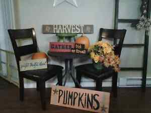 Fall Harvest Decor clear out.