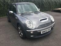 2004 04 Grey Mini 1.6 ( Chili ) Cooper S