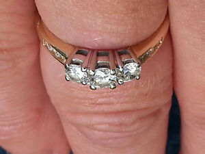 Ladies engagement ring St. John's Newfoundland image 3