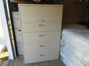Lateral 5 Drawer filing cabinet $65 each