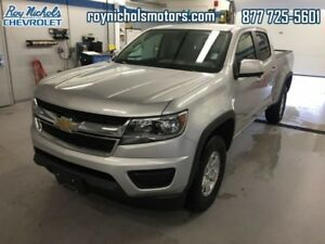2017 Chevrolet Colorado WT  -  Towing Package