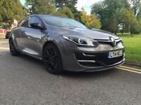 2014 Renault Megane 2.0 T 16V Renaultsport 265 3dr [Start Stop] 3 door Coupe