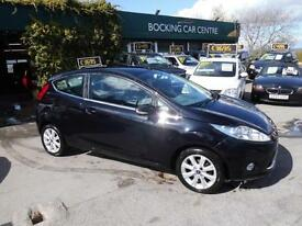 Ford Fiesta 1.25 ( 82ps ) 2009 Zetec LATE MODEL 61000MLS EXCELLENT