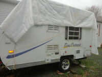 Lightweight travel trailer   Used 6 times