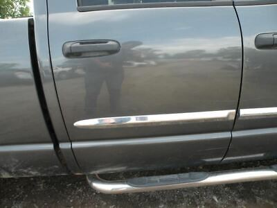 Passenger Rear Side Door Chassis Cab Fits 03-10 DODGE 3500 PICKUP 125308