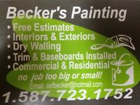 Edmonton's Affordable Painting Service's