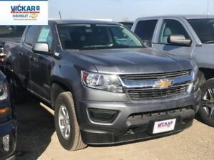 2018 Chevrolet Colorado Work Truck  -  Towing Package - $231.22
