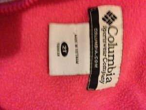 Pink Columbia 2T Snowsuit. Kitchener / Waterloo Kitchener Area image 2