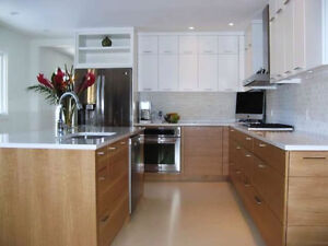IN EP&D PAINT SHOP repaint or refinish kitchen fronts,  cabinets