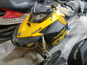 Fresh part out of a 2010 skidoo renegade 800r